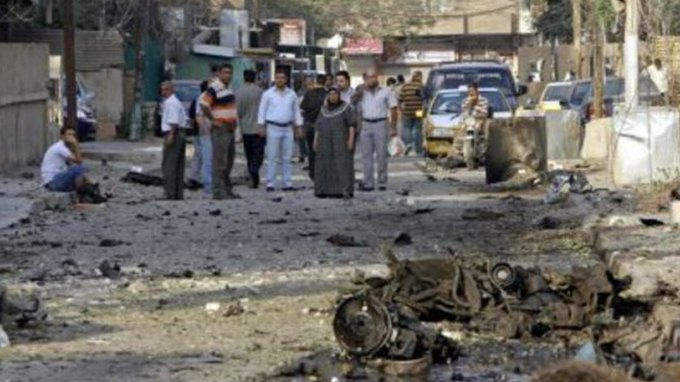 Το Ισλαμικό Κράτος ανέλαβε την ευθύνη για την έκρηξη στην Βαγδάτη
