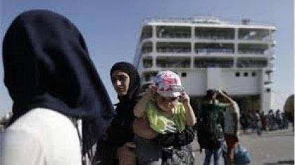 Στους 4.000 οι πρόσφυγες στα hotspots σε Λέσβο, Χίο και Σάμο