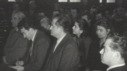 H πρώτη καταδίκη σε θάνατο του Μπελογιάννη