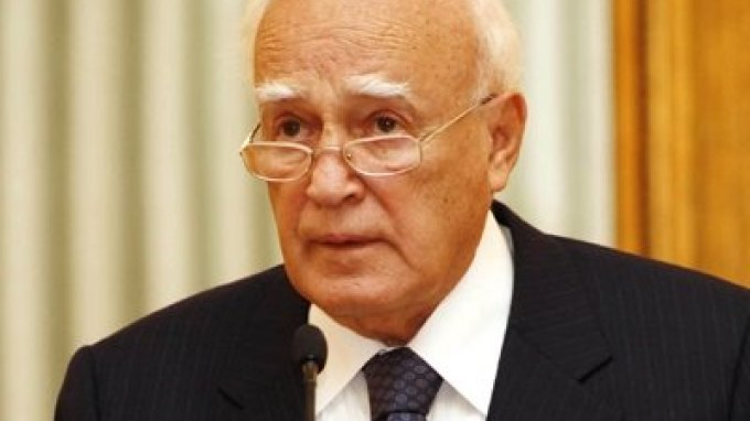 Στον Πρόεδρο της Δημοκρατίας Α. Σαμαράς και Α. Τσίπρας