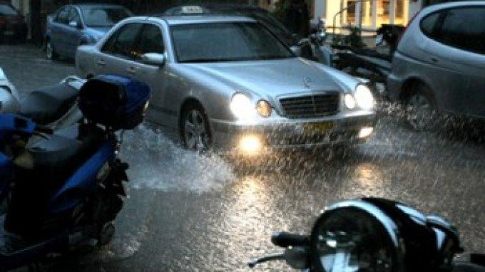 """Με βροχές μας """"αποχαιρετά"""" ο ... Ιούνιος!"""