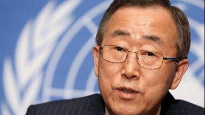 Συνάντηση του γγ του ΟΗΕ με τους εκπροσώπους των πέντε μόνιμων μελών του ΣΑ