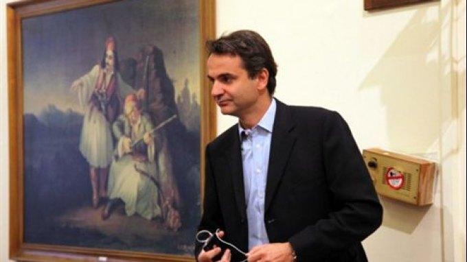 Κ.Μητσοτάκης: «Η κυβέρνηση θα λερώσει τα χέρια της και θα υπογράψει τρίτο μνημόνιο»