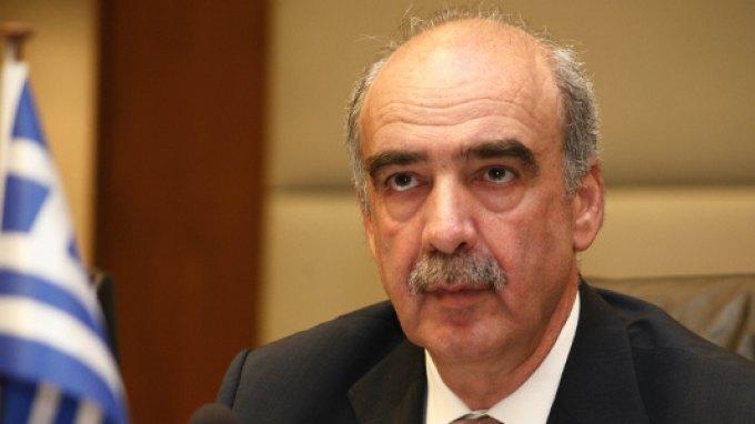 Ευ.Μεϊμαράκης: «Πρέπει να συμφωνήσουμε για Πρόεδρο της Δημοκρατίας»