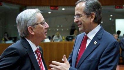 Γιούνκερ: Η Ελλάδα θα τα καταφέρει