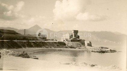 Ο Δερματάς τον Νοέμβριο του 1949