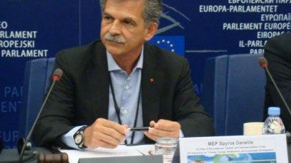 Στο συνέδριο της Ιταλικής Γερουσίας ο Σπύρος Δανέλλης