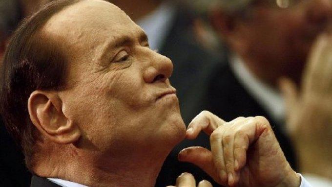 Μπερλουσκόνι: Αίτημα για μείωση χρόνου στέρησης πολιτικών δικαιωμάτων