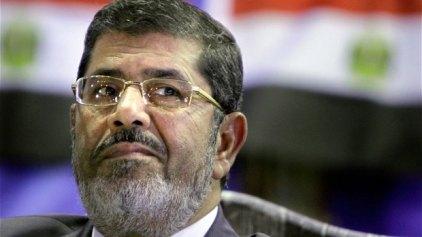 Ο Μόρσι συναντήθηκε με αξιωματούχο της ΕΕ
