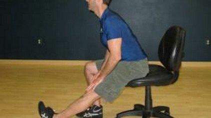 Η δουλειά στο γραφείο «χαλάει» τα γόνατα