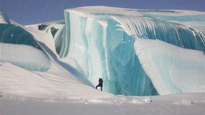 Επιταχύνεται το λιώσιμο των πάγων