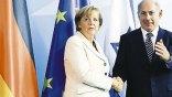 Συνάντηση Νετανιάχου - Μέρκελ