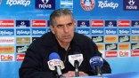 Αναστασιάδης: «Έχουμε πολύ δουλειά ακόμα»