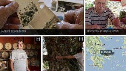 H Monde περπατά στα «ερείπια του ελληνικού κόσμου»