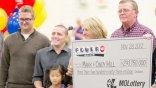 Ζευγάρι ανέργων κερδίζουν 294 εκατ. δολάρια στο Λόττο