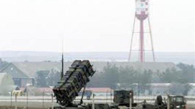 Πύραυλοι Πάτριοτ στην Τουρκία