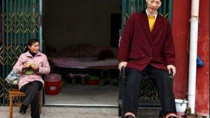 Πέθανε η πιο ψηλή γυναίκα στον κόσμο