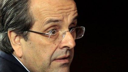 """Σαμαράς: Η πολιτική συμφωνία για την """"επόμενη μέρα"""""""