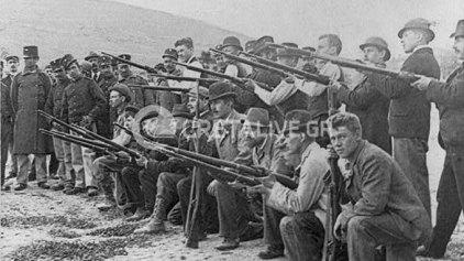 Γερμανοί εθελοντές στον ελληνικό στρατό, στον «ατυχή πόλεμο» του 1897!