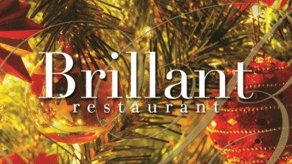 Παραμονή Πρωτοχρονιάς στο Brillant Restaurant ή αλλιώς…μαγεία!
