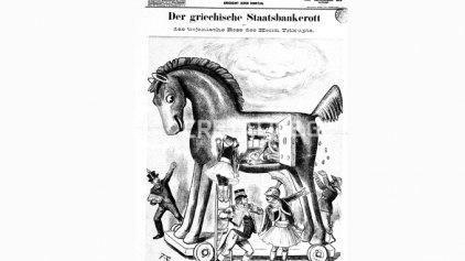 Τα Χριστούγεννα της χρεοκοπίας του 1893