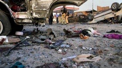 Έκρηξη σε αγορά στο Πακιστάν - Νεκροί και τραυματίες