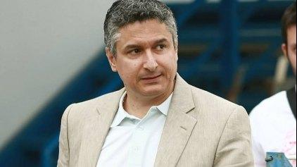 Σπανός: «Νέος προπονητής μας ο Αναστόπουλος»