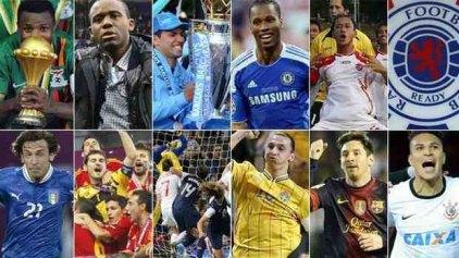 Οι 12 κορυφαίες στιγμές της χρονιάς