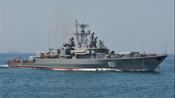 Πολεμικά πλοία στέλνει στη Συρία η Ρωσία!