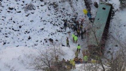 ΗΠΑ: Τραγικό δυστύχημα με λεωφορείο