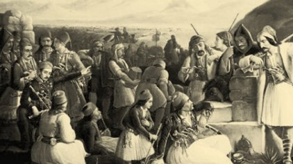 Ζητείται αρχηγός για τη νέα ελληνική επανάσταση!