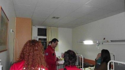 Δώρα στα παιδιά που νοσηλεύονται στο Βενιζέλειο από την ΕΟΔ