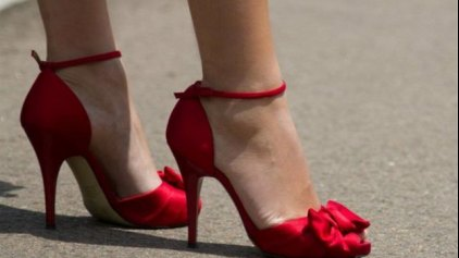Τα ψηλά τακούνια χαρίζουν ελκυστικότητα