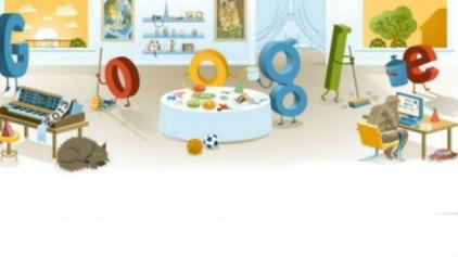 """""""Καλή χρονιά"""" από την Google!"""