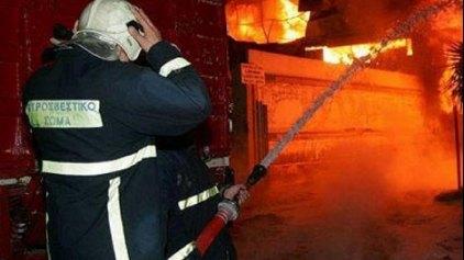 Η Κρήτη καίγεται ... και οι αδιόριστοι πυροσβέστες στο «περίμενε»