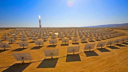 Ετοιμάζουν στην Κρήτη το μεγαλύτερο ηλιοθερμικό πάρκο!