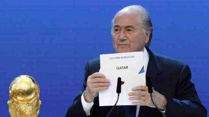 «Αγόρασε το Μουντιάλ του 2022 το Κατάρ!»