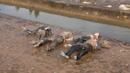 Δεκάδες σοροί ομαδικά εκτελεσμένων βρέθηκαν στο Χαλέπι