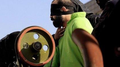 Σοκαριστικές εικόνες: Με αυτό το μηχάνημα κόβουν τα δάκτυλα των ενόχων στο Ιράν