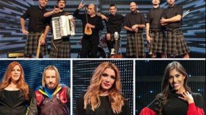 """""""Γυρίστηκαν"""" τα βίντεο κλιπ των υποψηφίων της Eurovision"""