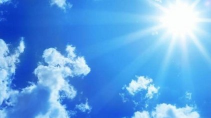 Λίγες τοπικές νεφώσεις και άνοδος της θερμοκρασίας