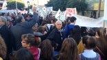 Πανεκπαιδευτικό συλλαλητήριο στην Ιεράπετρα