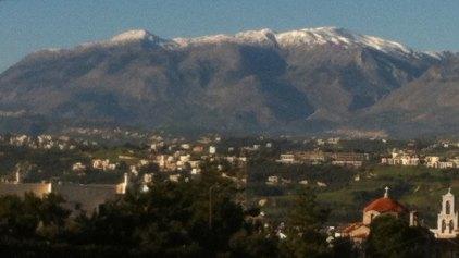 Μια υπέροχη λιακάδα- Χαρείτε την Κρήτη!