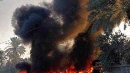 Πέντε νεκροί σε επίθεση βομβιστή - καμικάζι