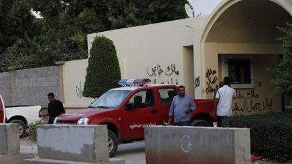 Επίθεση ενόπλων σε στρατόπεδο στη Λιβύη