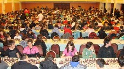 Τη Δευτέρα του Πάσχα ξεκινάει το 2ο τουρνουά σκακιού