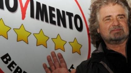 Ο Μπέπε Γκρίλο εναντίον του σάπιου κατεστημένου της Ιταλίας