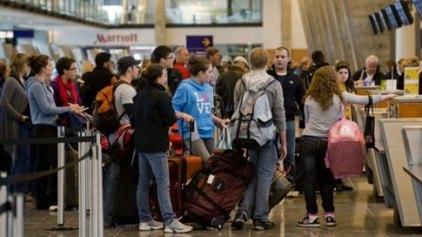 Ταλαιπωρία στ' αεροδρόμια- Εκτός λειτουργίας το σύστημα Amadeus