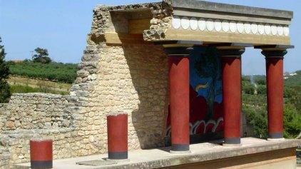 Δωρεάν ξενάγηση στον αρχαιολογικό χώρο της Κνωσσού με τους Minoistas