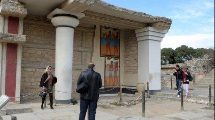 Όλοι οι αρχαιολογικοί χώροι κλειστοί, πλην της Κνωσού!